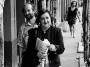 CARLA CERATI fotografa e scrittrice italiana.ALDA MERINI