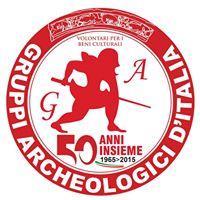 LOGO GAR-Gruppo Archeologico Romano