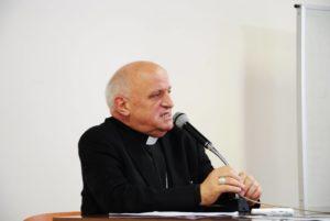 S.E. Mons. GINO REALI -Vescovo di Porto e Santa Rufina