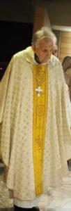 Mons. Diego Bona - ex-Vescovo di Porto e Santa Rufina (1985 - 1994)