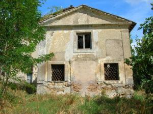 Chiesetta di Sant'Antonio -Casale Panphilj sito nel Borgo di Testa di Lepre di Sotto in via dell'Arrone