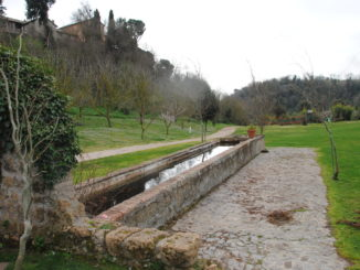 I Fontanili della Campagna Romana-Borgo Tragliata