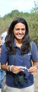 Alessia De Lorenzis Direttrice OASI LIPU Castel di Guido