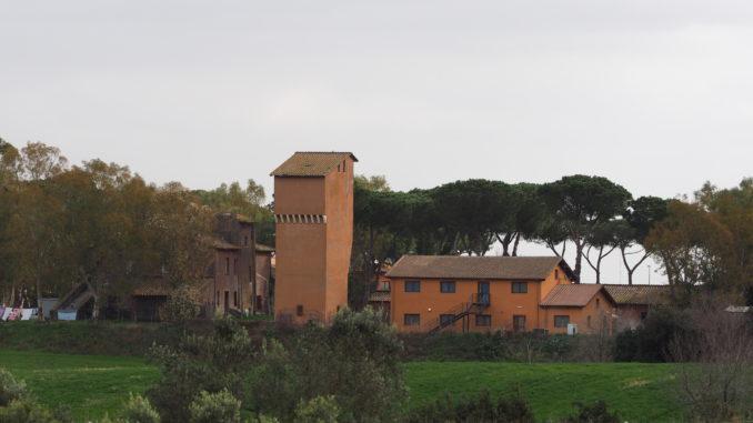 Serbatoi idrici della Campagna Romana- Serbatoio Borgo di Testa di Lepre