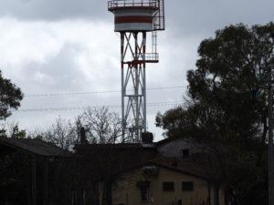 Serbatoi idrici della Campagna Romana- Serbatoio Borgo di Testa di Lepre- Via Occioni