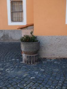 Borgo di SANTA MARIA DI GALERIA –Roma.