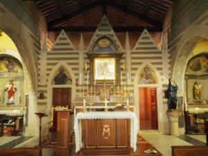 Chiesa di Santa Maria in Celsano Borgo Santa Maria di Galeria