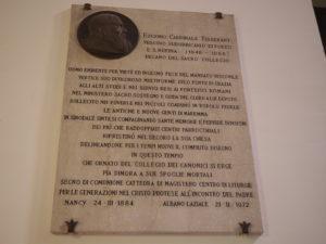 Diocesi Suburbicaria di PORTO-S.RUFINA.Parrocchia dei SS Cuori di Gesù e Maria