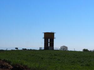Serbatoi idrici della Campagna Romana- Serbatoio dei TERZI-TRAGLIATELLA