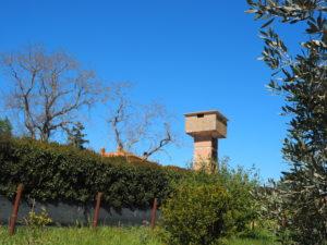 Serbatoi idrici della Campagna Romana- Serbatoio di via Alberto CAMETTI