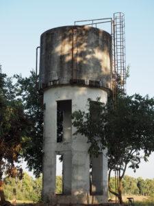 Serbatoi idrici della Campagna Romana- Serbatoio tipo ENTE MAREMMA- 1956 Sito in Via di Castel di Guido-