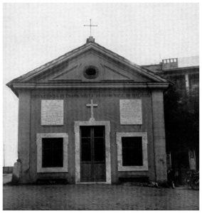 antico santuario di S. Ignazio di Loyola