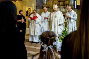 Monsignor Diego Natale Bona Pellegrinaggio a Lourdes- 23 al 29 aprile 2016