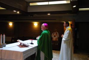 Monsignor GINO REALI Vescovo di PORTO e SANTA RUFINA