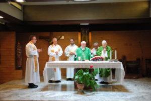 Monsignor Diego Natale Bona-Monsignor GINO REALI Vescovo di PORTO e SANTA RUFINA