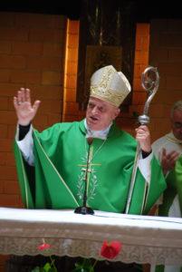 Monsignor GINO REALI Vescovo di PORTO e SANTA RUFINA -Convegno FAC