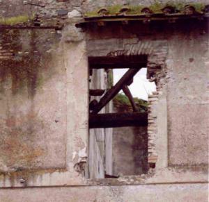 Castel di Guido-Il Degrado del Sito Archeologico Casale della Bottaccia-