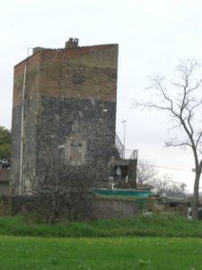 Roma- Municipio XIII-Torre dell'ACQUAFREDDA