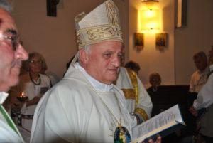 Castel di Guido 19 giugno 2011 -S.E. Monsignor GINO REALI
