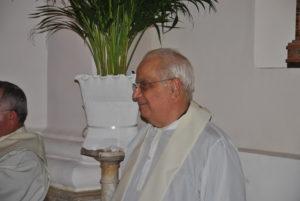Castel di Guido 19 giugno 2011 -Don FRANCESCO ARCERI