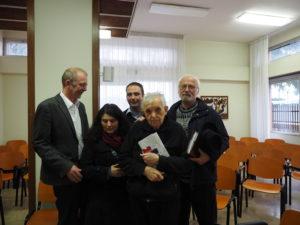 Monsignor Diego Bona -Don Matteo Moretti, Don Luigi Bergamin- Convegno FAC