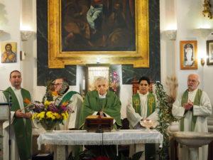 Monsignor Diego Natale Bon