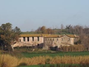 Casale Pamphilj-Testa di Lepre di sotto.