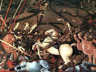 """""""La battaglia di Montaperti"""", Duccio Balestracci -"""