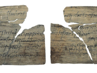 Lettera-antica-donna-romana -British Museum/Art resource, NY