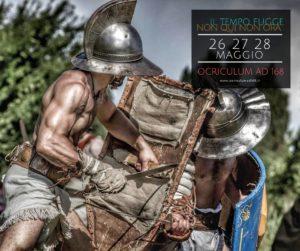 Otricoli (TR) Ludus Picenus - Scuola Gladiatoria,