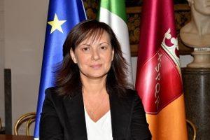 Rosalba Castiglione Assessora al Patrimonio e alle Politiche abitative di Roma Capitale