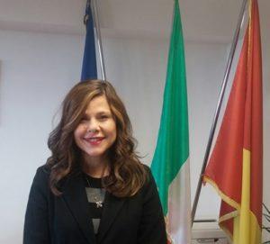 Dott.ssa Giuseppina Castagnetta -Presidente Municipio XIII di ROMA CAPITALE