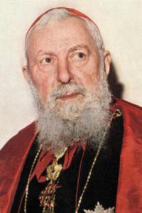Cardinale EUGENIO TISSERANT