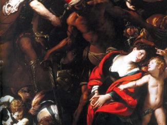 Martirio delle sante Rufina e Seconda