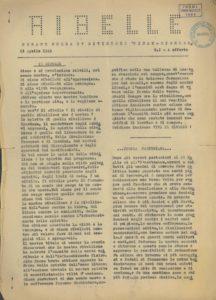 Ribelle Cichero-N1 del1945