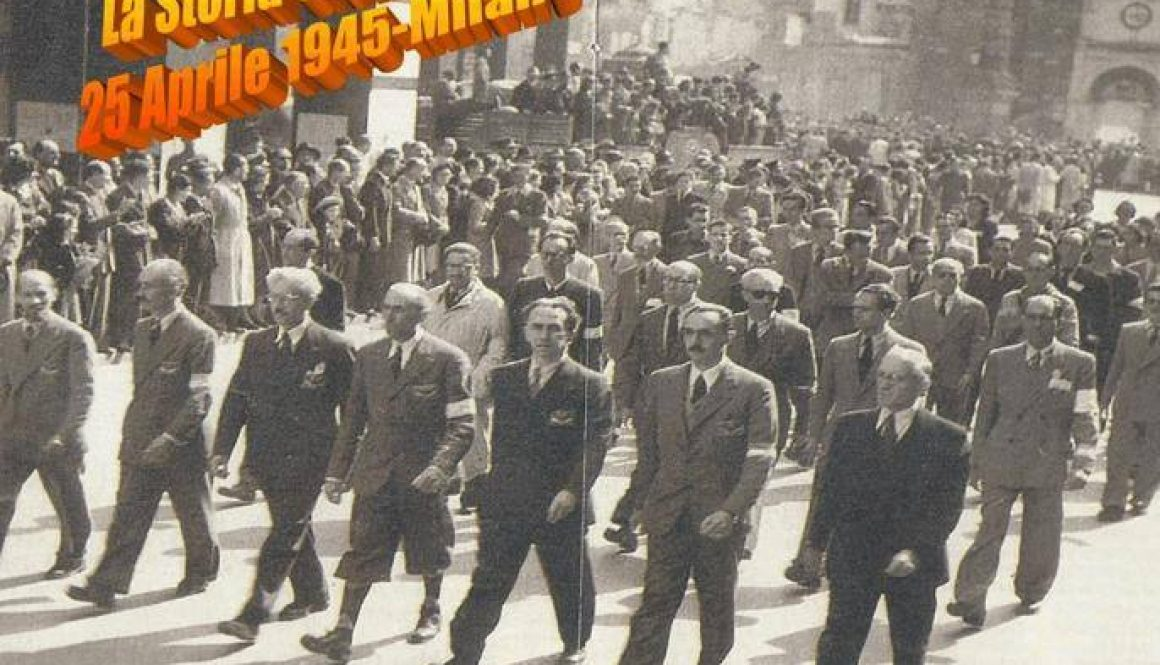 25 aprile 1945 MILANO