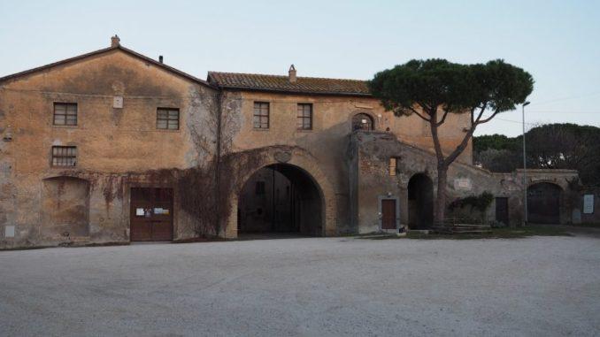 CAMPI FASCISTI NEL LAZIO CENTRO DI LAVORO DI CASTEL DI GUIDO