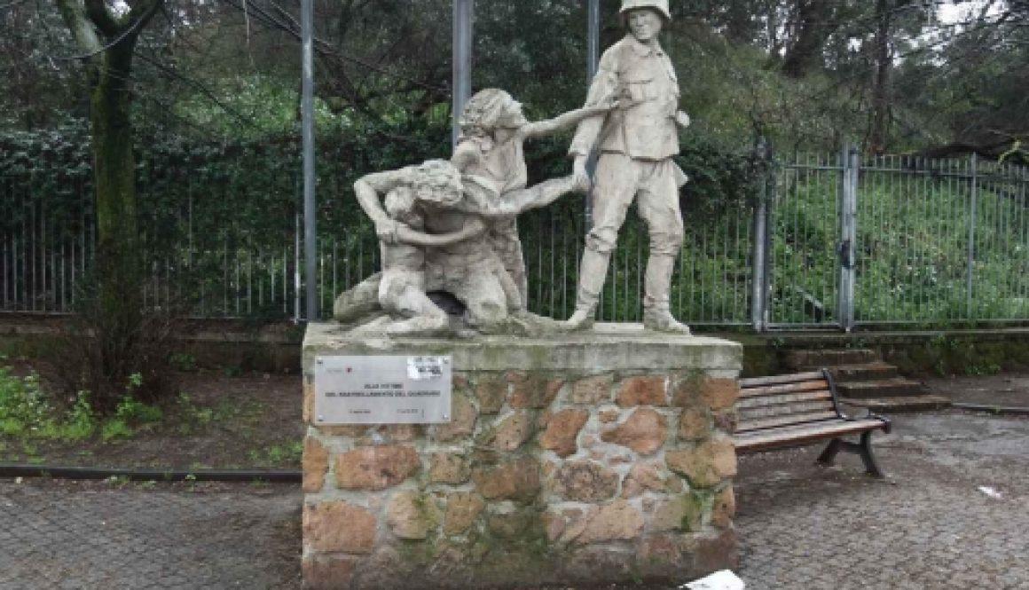 17 APRILE 1944 RASTRELLAMENTO DEL QUADRARO