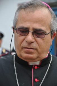 Vescovo di Poggio Mirteto-inaugurazione epigrafe Campo FARFA SABINA- 25 aprile 2013-