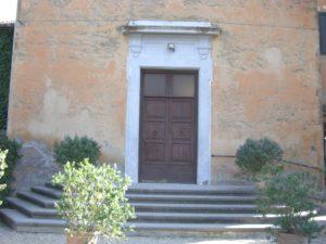 Chiesa di SANT'ISIDORO Sat'ISIDORO BORGO di TRAGLIATA