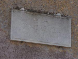 Castel di Guido segni particolari e di riconoscimento.