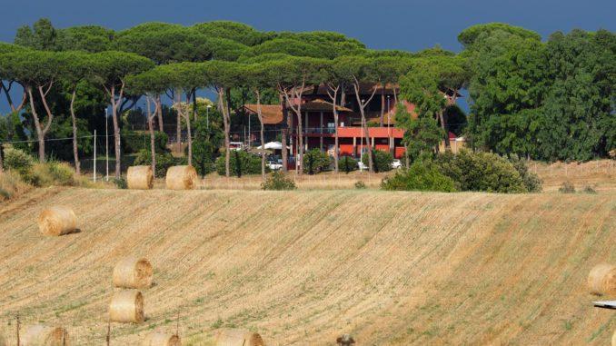 Borgo Testa di Lepre-Fiumicino -ROMA