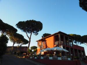 Borgo Testa di Lepre Comune di Fiumicino -ROMA
