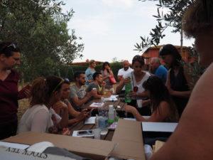 Il Borgo di Testa di Lepre si prepara a vivere la prima edizione del Palio dei Fontanili 2018-