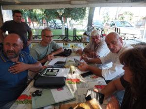 PROLOCO di Testa di Lepre riunione del 28 agosto 2018