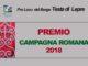 PREMIO CAMPAGNA ROMANA 2018