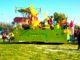 Borgo Testa di Lepre-3 marzo 2019- la sfilata dei carri allegorici.