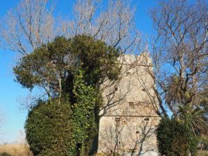 FIUMICINO-Torre di Maccarese nota come Torre Primavera