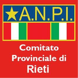 Logo ANPI COMITATO PROVINCIALE RIETI