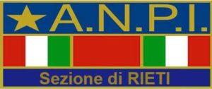 Logo ANPI Sezione di RIETI
